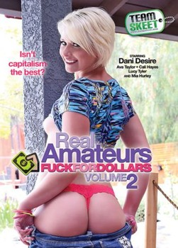 Real Amateurs Fuck For Dollars 2 (2014)