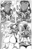 Denkishiki Rikose My Little Pony Friendship is Magic Ookime Juujin Emaki Beastiality Hentai Furry English Doujinshi