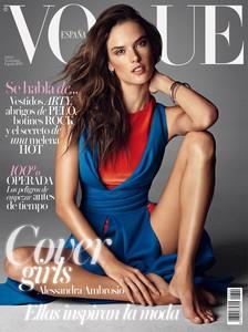 Vogue Magazine (November 2014) Spain