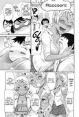 Momonosuke Hekigan to Kinpatsu to Tanuki? English Hentai Manga Doujinshi