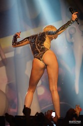 orgy Miley cyrus