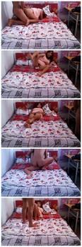 年輕小三在家裏地毯上激情(AVI@RG@456MB)