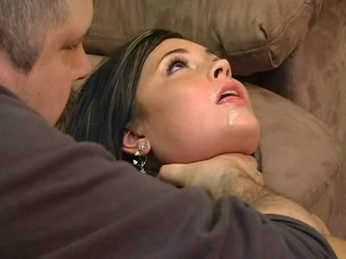 Strangled Fucked Whore