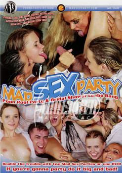 Mad Sex Party - Poon Pool Party & Bridal Shower Lesbo Bang (2014) WEBRip