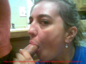 blowing my boss at work
