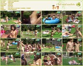 Family At Farm - naturists movie
